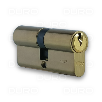 VIRO 920.15 - Euro Profile Double Cylinder - Brass Body