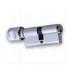 Art.998/63/C Euro Profile Single Cylinder with Thumbturn -Chrome
