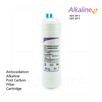 Replacement ANTIOXIDANT ALKALINE Filter for H2O AP-T & AP-S