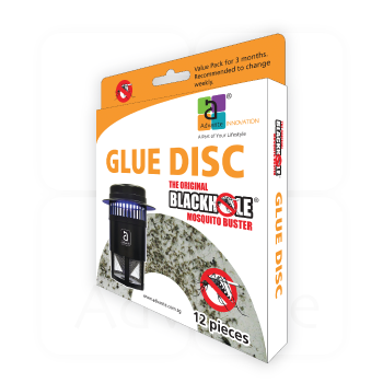 Glue Disc For Blackhole 12's
