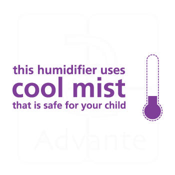 Cool Mist - Air Humidifier