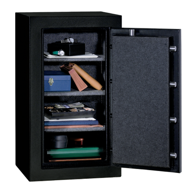 EF4738E - Executive Digital Fire Proof Safe