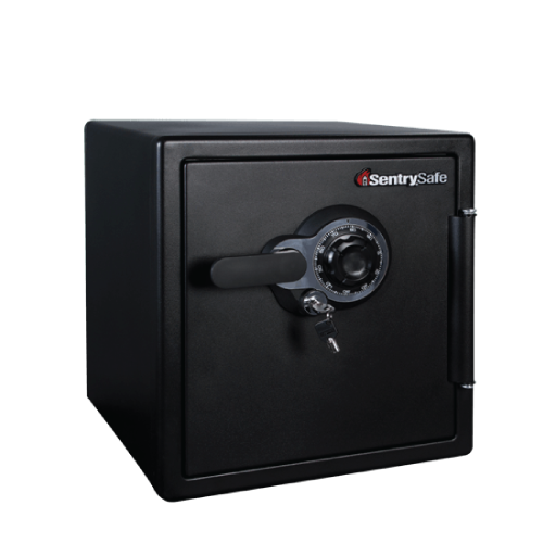 SFW123DTB - Combination Fire & Water Proof Safe