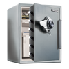 SFW205DPB - Combination Fire & Water Proof Safe