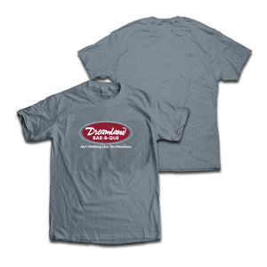 Dreamland Original T-Shirt. Color: Gray. $24.99