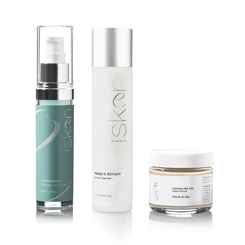 Glow Set - Erase Spa