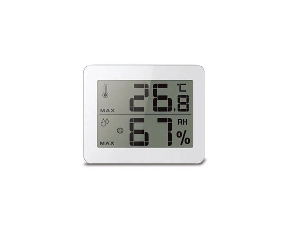Digital Hygrometer | Indoor Humidity Thermometer - Lashed Couture