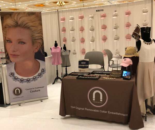 Necklettes to attend 2019 PGA Merchandise Show