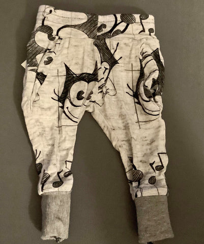 Licensed Print Pants