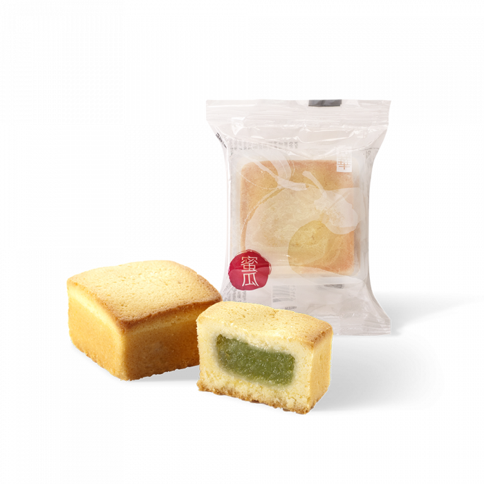 Honeydew Melon Shortcake 蜜瓜金酥