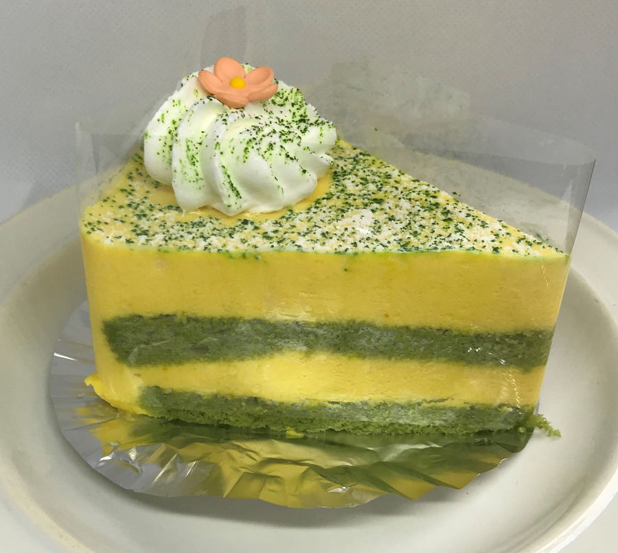 Mango Green Tea Cake 芒果綠茶蛋糕