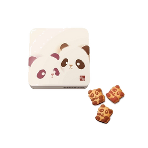Assorted Panda Cookies 兩口子熊貓曲奇