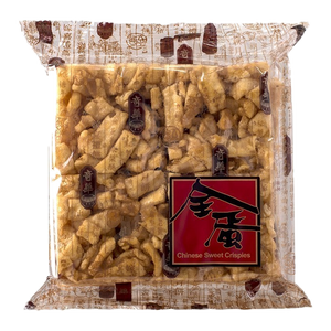 Chinese Sweet Crispy 全蛋馬仔