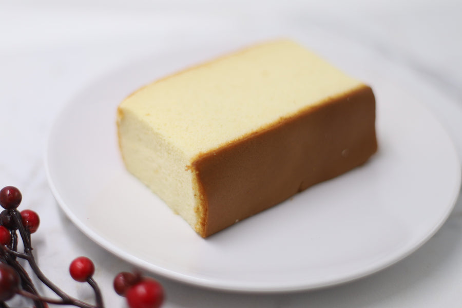 Honey Chiffon Cake 蜂蜜雪芳蛋糕