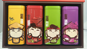 Shortcake Q Tin Gift Set (16 pc) 鳳梨金酥Q罐禮盒