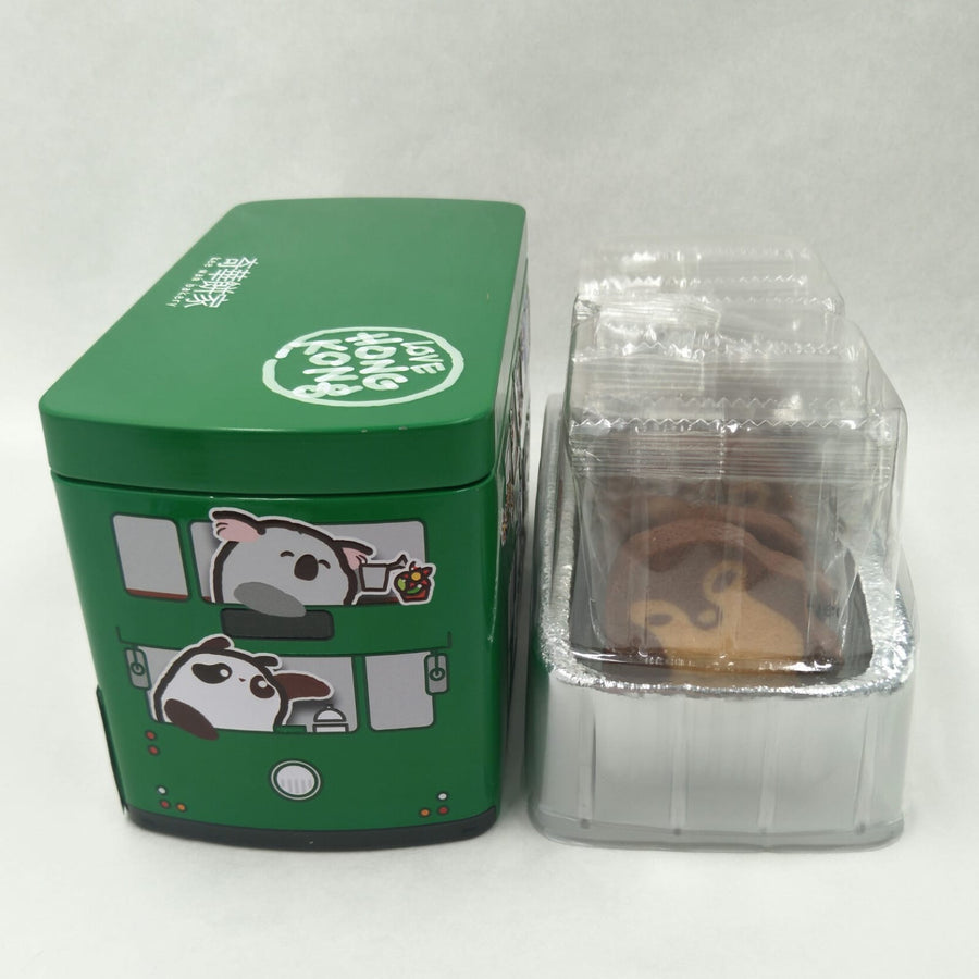 Mini Tram Cookie Gift Set (Penguin) 迷你電車曲奇禮盒(企鵝)