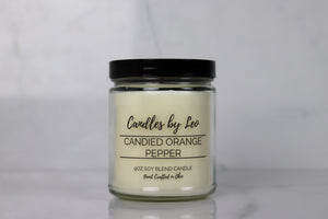 Candied Orange Pepper