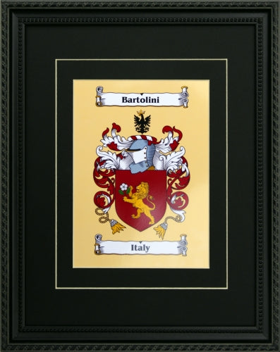 Single Coat of Arms - Graphic