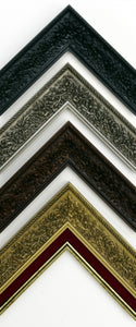 Custom Framing Options