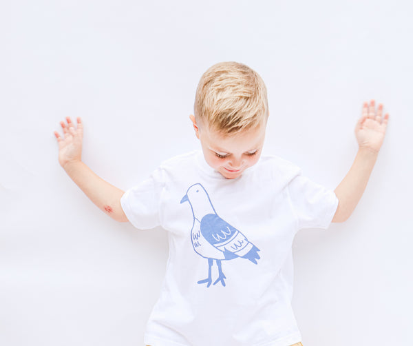 Pigeon, Little Kid T-Shirt