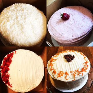 Old Fashioned Cakes (Priced $35 and up)