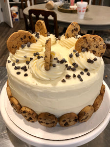Cookies and Milk Cake