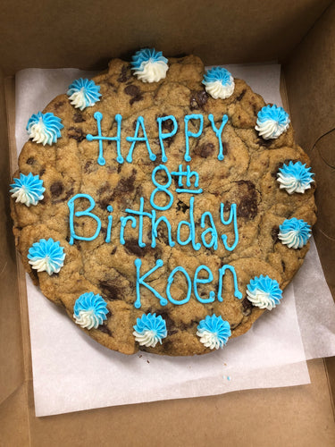 Cookie Cakes $30-$60