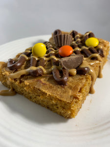 Deluxe Peanut Butter Bars