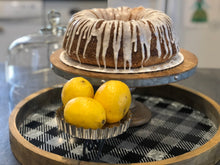 Load image into Gallery viewer, Lemon Pound Cake