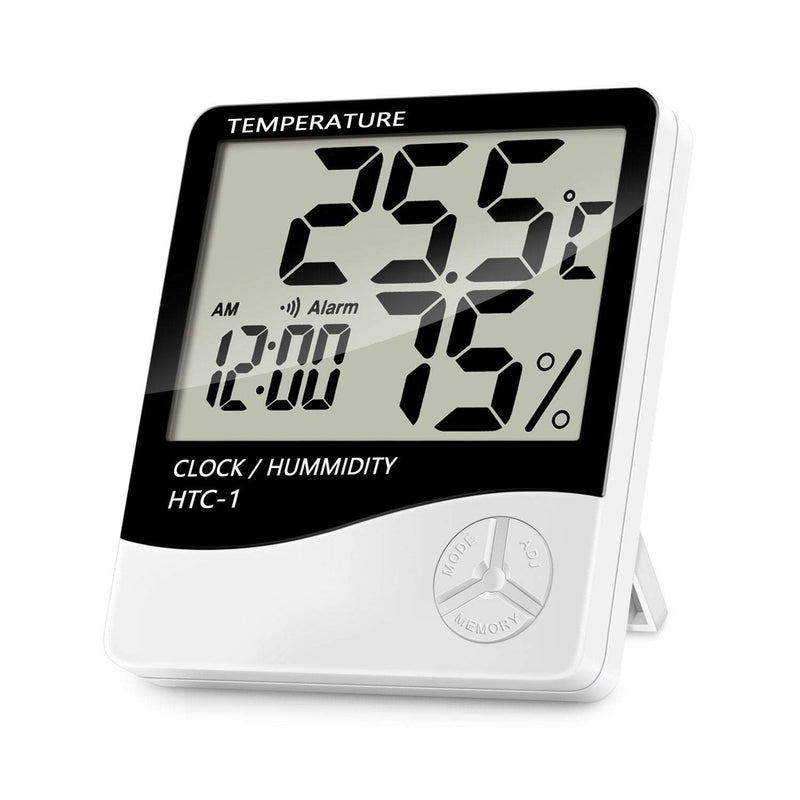 The Stove Fitter's Warehouse Fireside Indoor Digital Thermometer