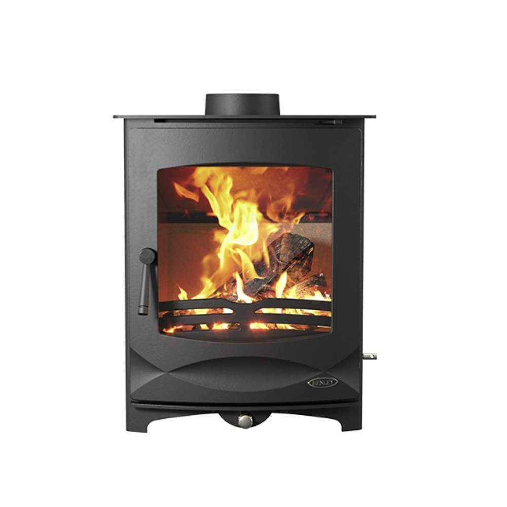 Stovefitter's Warehouse Henley Carlton 5 Wood Burning Stove 5KW