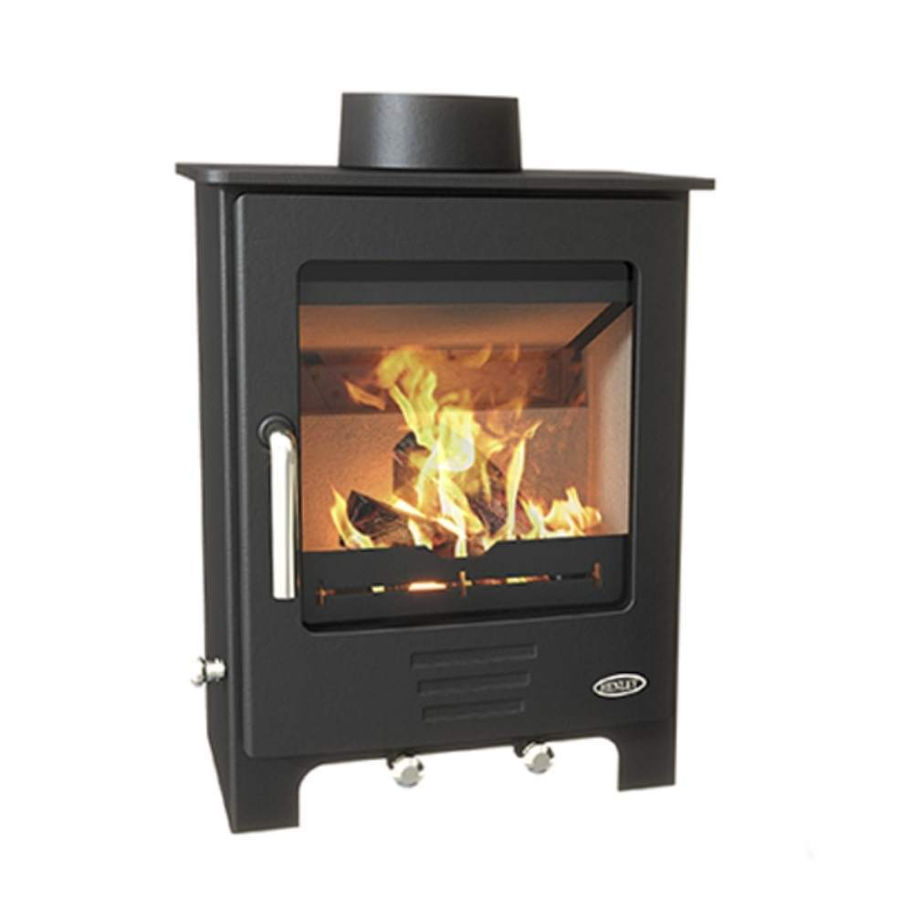 Stovefitter's Warehouse Henley Severn 4 Wood Burning Stove 4KW