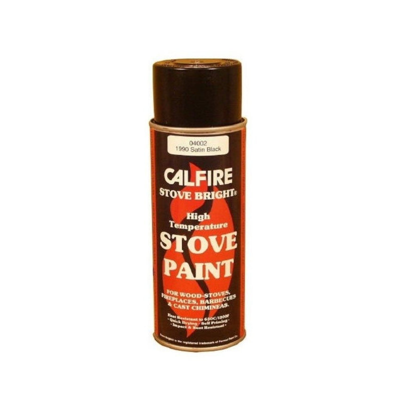 Flue Ducting Materials Bits n Bobs: Stove spray black