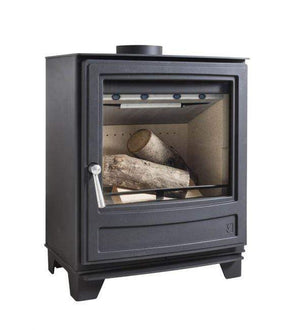 Aarrow Stoves Arada Ecoburn Plus 5 Widescreen (S3) Wood Burning Stove 52 x 63cm
