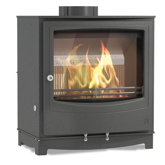 Arada Stoves Arada Farringdon Large 12kW Stove +Ecodesign Wood Burning Stove