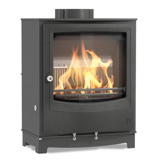 Arada Stoves Arada Farringdon Medium 8kW Stove Ecodesign Wood Burning Stove
