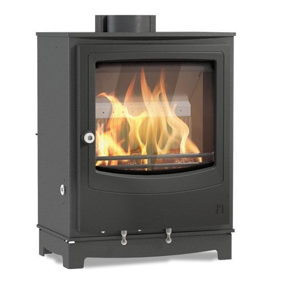 Arada Stoves Arada Farringdon Small 5kW Stove Ecodesign Wood Burning Stove