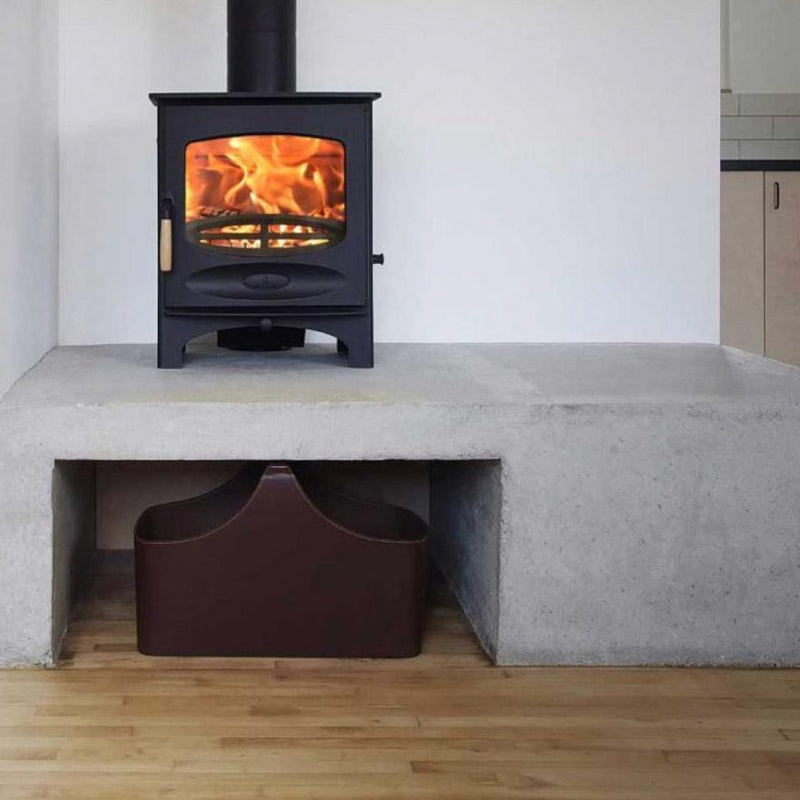Charnwood Stoves Charnwood C5 Stove BLU Wood Burning Stove | ECODESIGN |