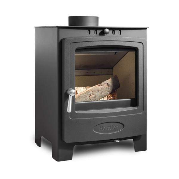 Hamlet Stoves Hamlet Solution 5  Wood Burning Stove 46 x 59cm