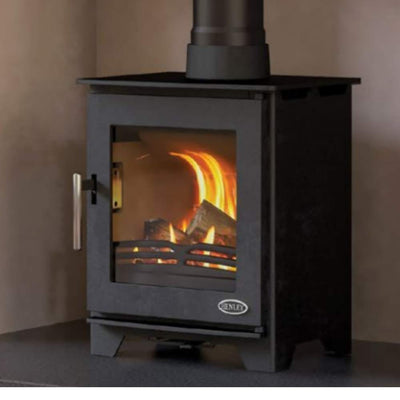 Henley Stoves Henley Dalewood Compact Wood Burning Stove 5KW