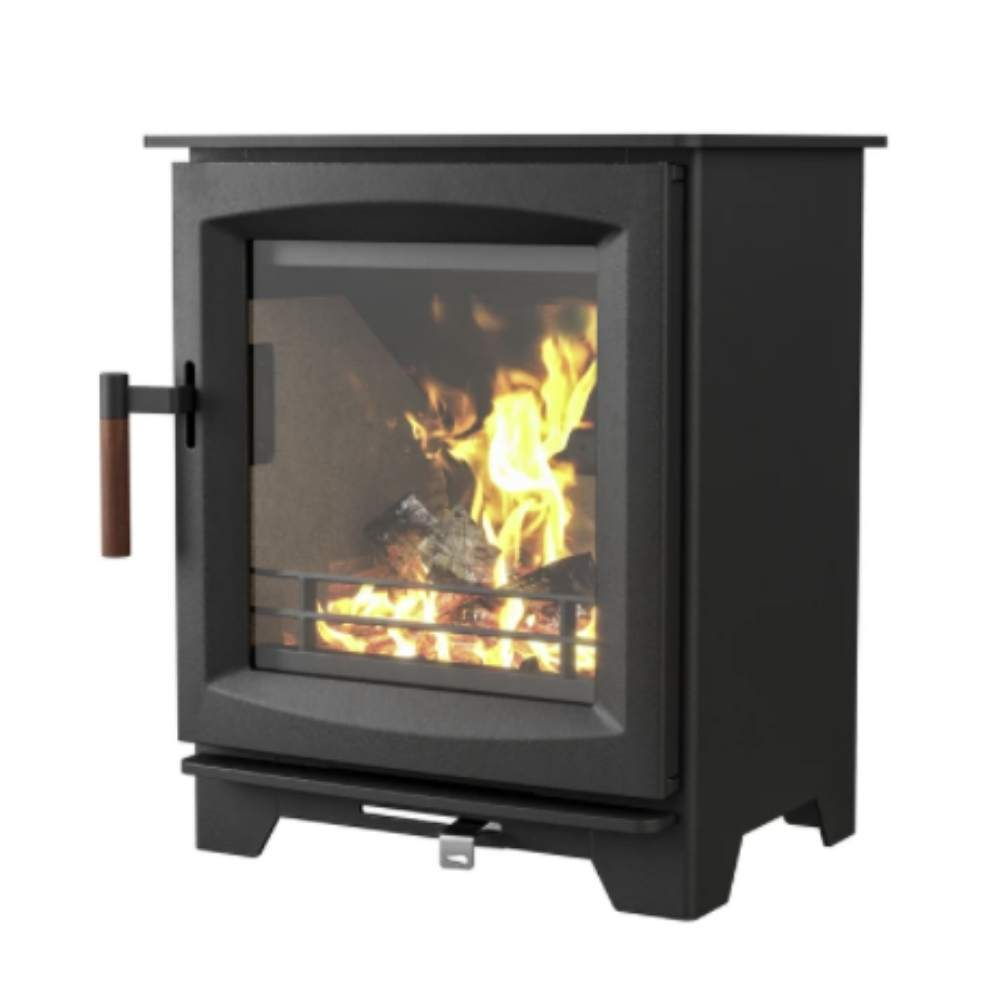 Henley Stoves Henley Leaf Wood Burning Stove 5KW