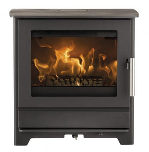 Heta Stoves Heta Inspire 45 5kW Wood Burning Stove 54 x 56cm
