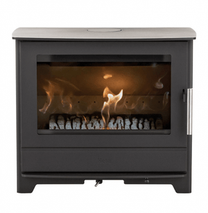 Heta Stoves Heta Inspire 55 6kW Wood Burning Stove 65 x 55cm