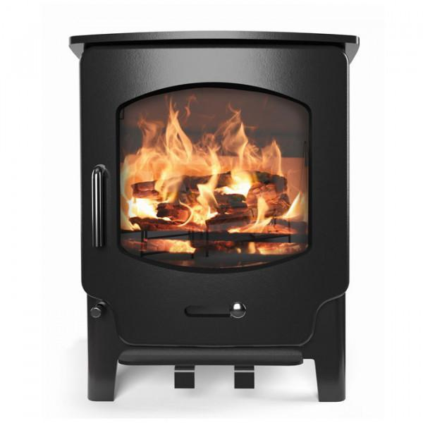 Saltfire Stoves Standard Saltfire ST-X4 Stove Ecodesign Wood Burning Stove