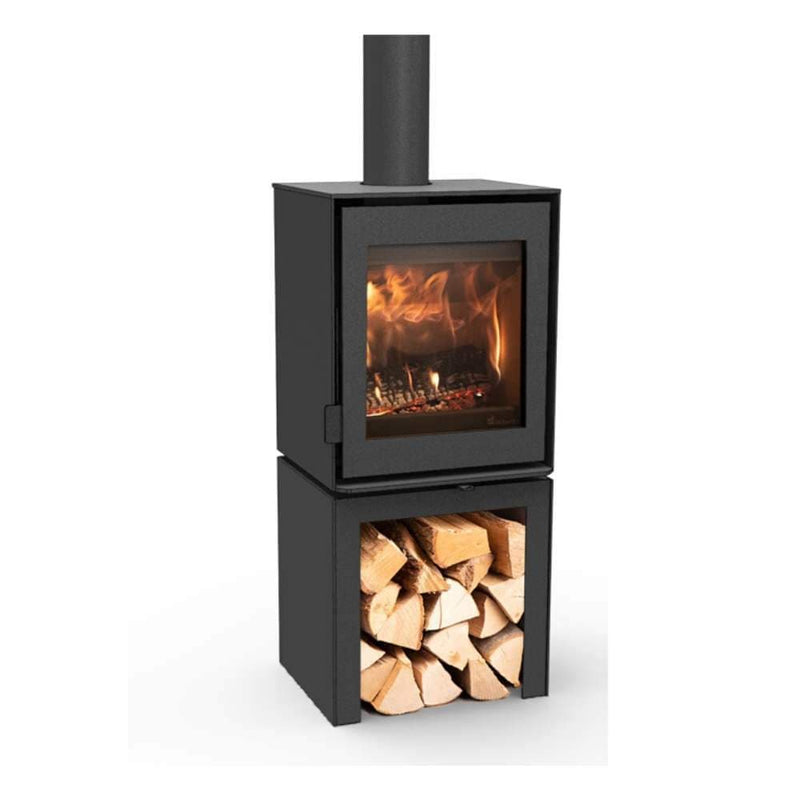 DG Stoves Dik Guerts DG Modivar 5 Wood Burning Stove 45x56cm