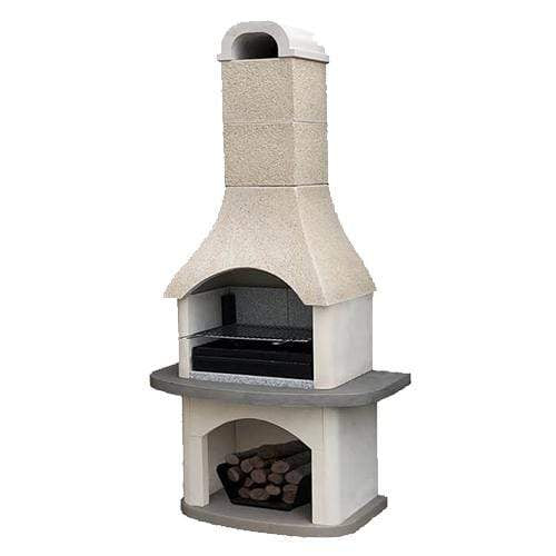 Woodford Stoves Woodford Masonry BBQ Sorrento and Verona