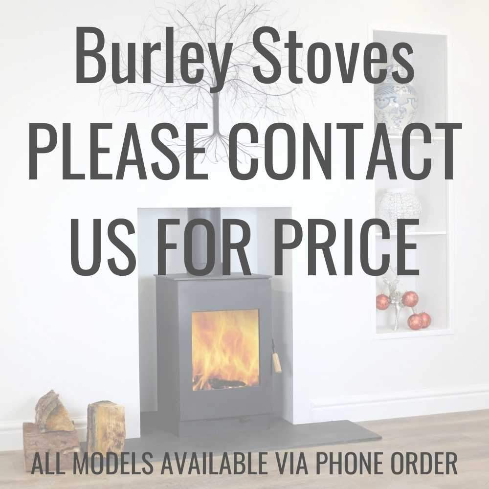 Burley Stoves2 Burley Brampton 8kW Stove + Six Months Exceptional Money Back Guarantee