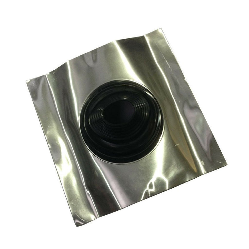 Flue Ducting Twin Wall Flue Twin wall: 0-45 degree rubber/aluminium flashing