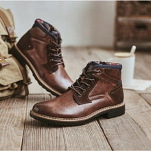 Load image into Gallery viewer, Classic Leather Boots - Dashery Box