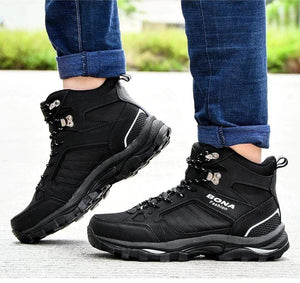Tactical Leather Boots TheSwirlfie